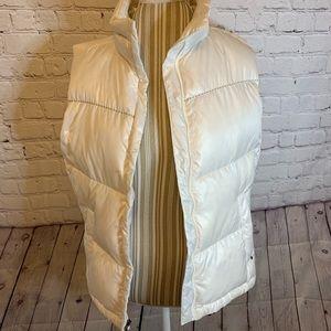 Columbia Down puffer vest, L